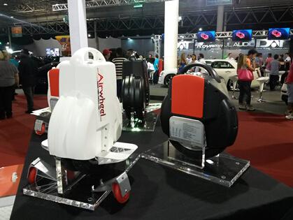 智能车,智能平衡车,电动独轮车