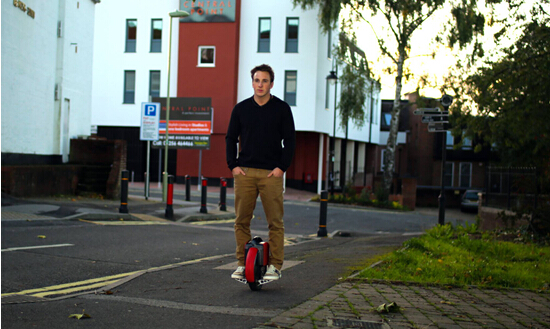 Airwheel, electric unicycle,