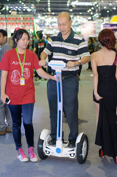 Airwheel, electric unicycle, scooter