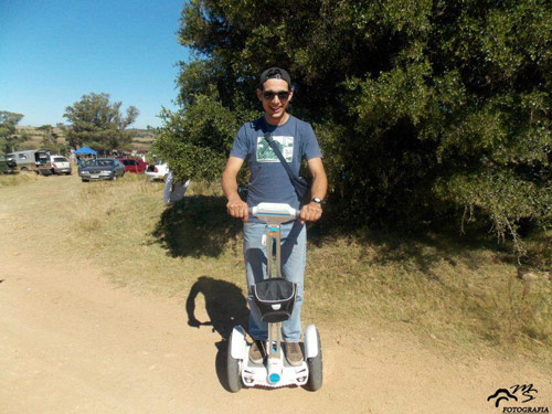 电动独轮车, 电动平衡车, 智能车