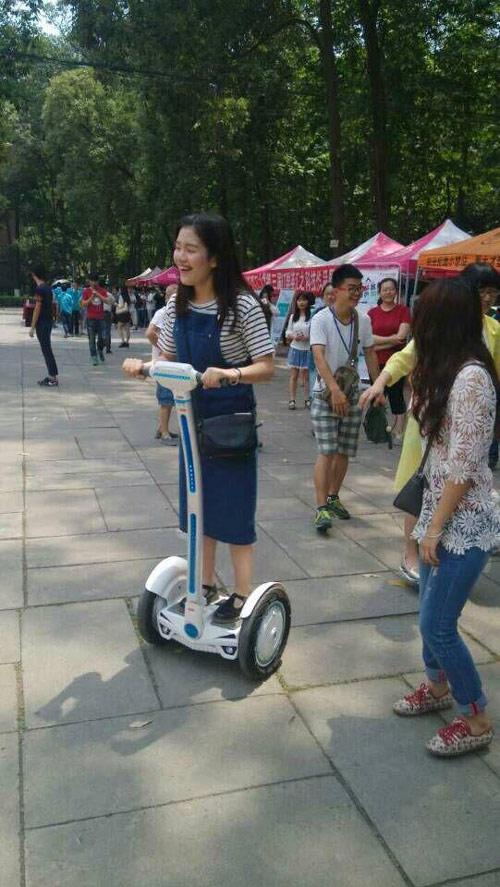 智能车, 电动独轮车, 电动平衡车