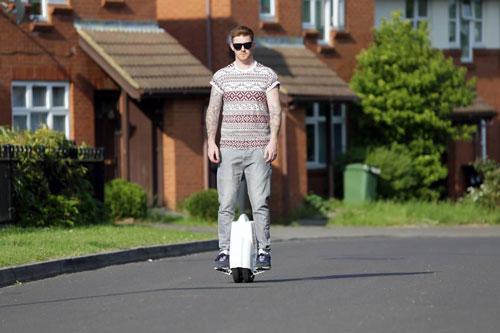 电动独轮车, 智能平衡车, 代步车