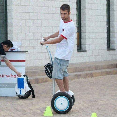 自平衡车, 电动滑板车, 代步车