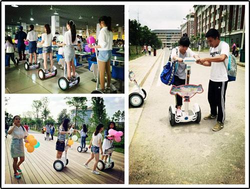 智能车,电动独轮车, 智能平衡车