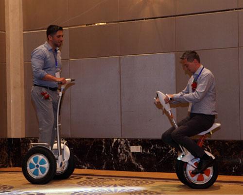 智能车,越野平衡车,爱尔威S5