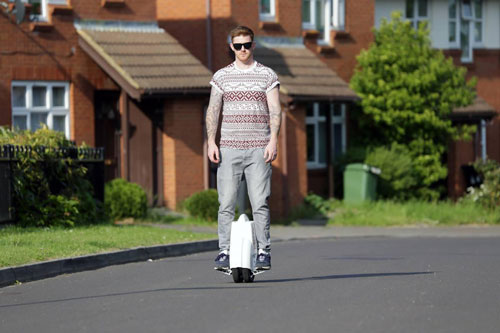 智能车, 电动独轮车, 平衡车