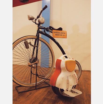 代步车,智能代步车,自平衡代步车,爱尔威代步车
