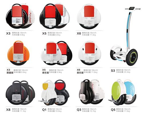 电动平衡车,平衡车,自平衡车,爱尔威平衡车