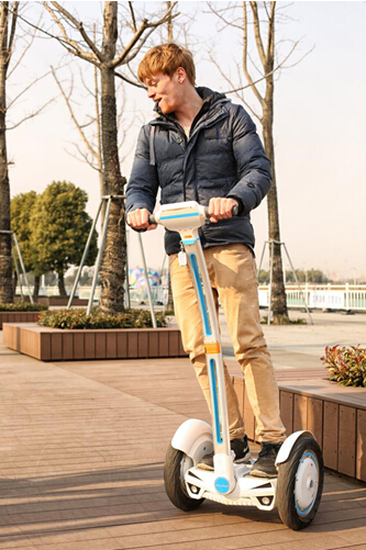 2-wheeled scooter Airwheel S3 prevails across the world