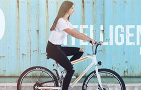 Airwheel 爱尔威R8 智能电动自行车