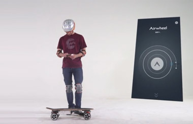 爱尔威Airwheel M3