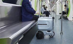 爱尔威Airwheel SE3 智能旅行箱